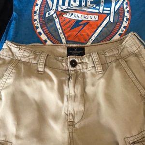 Men's American Eagle 🦅 Cargo Shorts